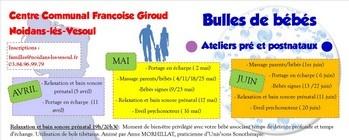 BULLES DE BÉBÉS