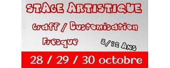 Stage artistique Graff