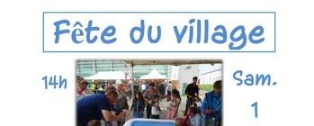 Fête du village